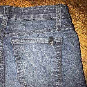Joe's skinny cropped jeans, size 27